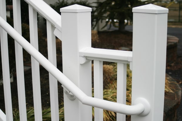 Ada Hand Rail By Rdi Now In Stock Milford Lumber