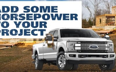 Win a New Ford F-250 Super Duty!