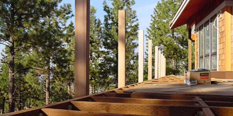 Simpson Strong Tie: FREE Deck & Porch Workshop