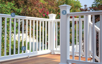 RDI Transform Railing from Milford Lumber