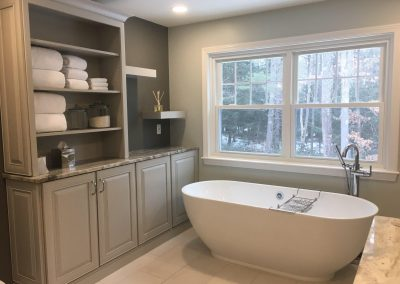 Bathroom Remodel, Bedford NH