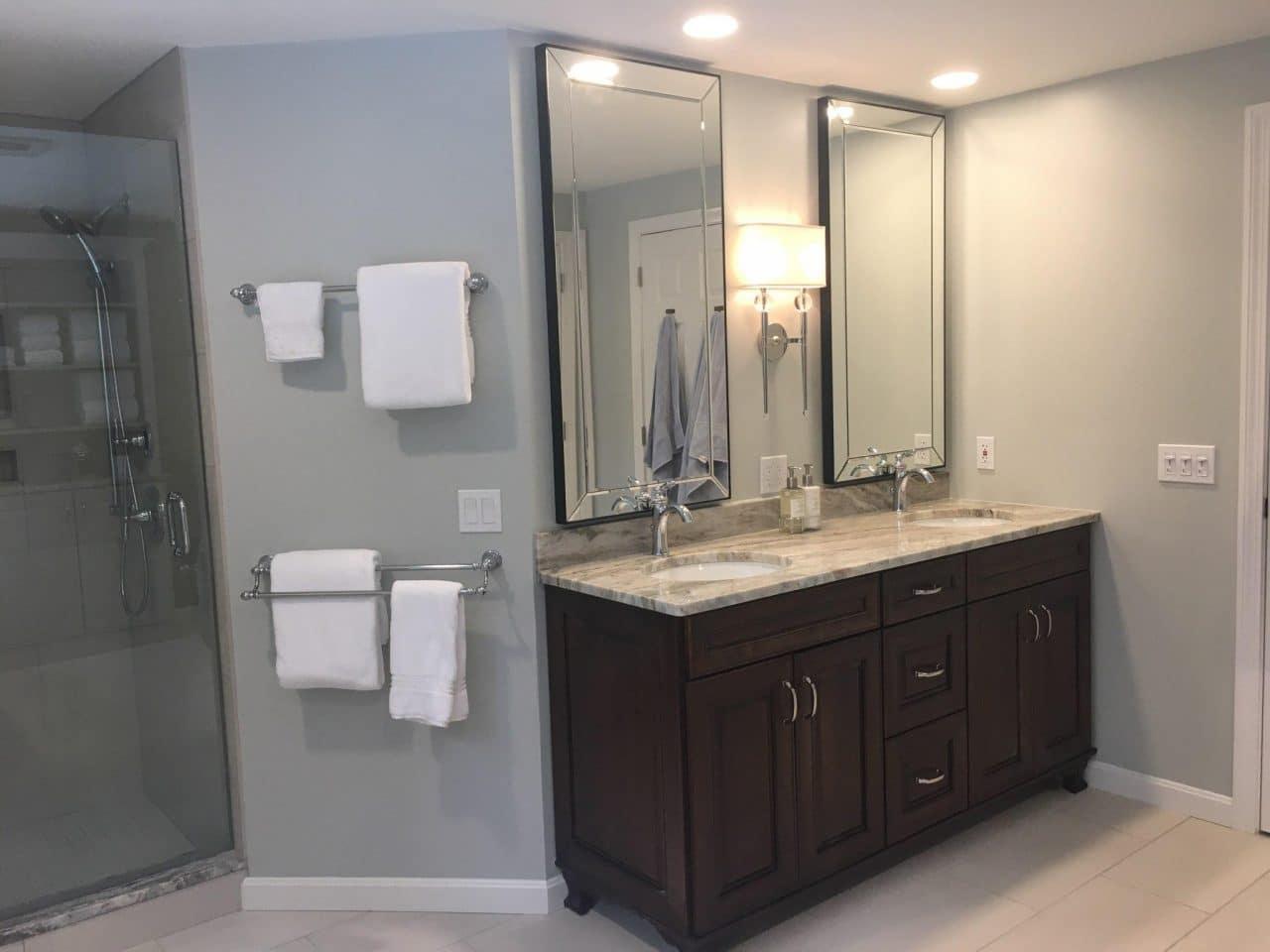 Bathroom Remodel Bedford Nh Milford Lumber