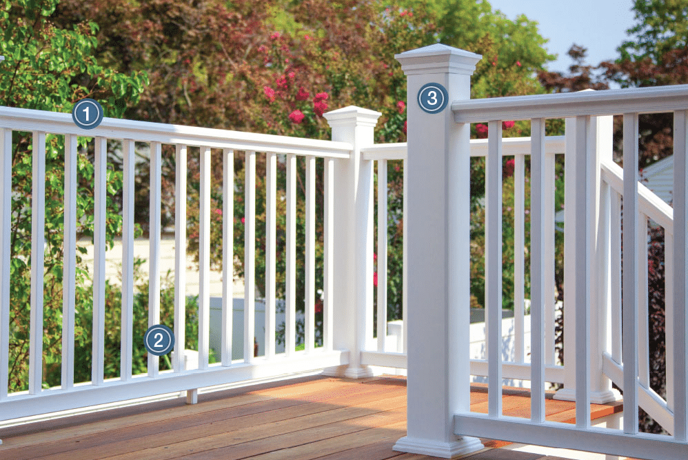 Save Up To $1,000 on RDI Transform Railing