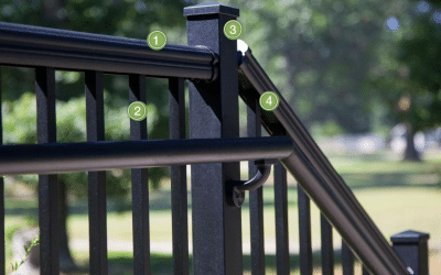 Hone your Edge with Avalon® Aluminum Railing