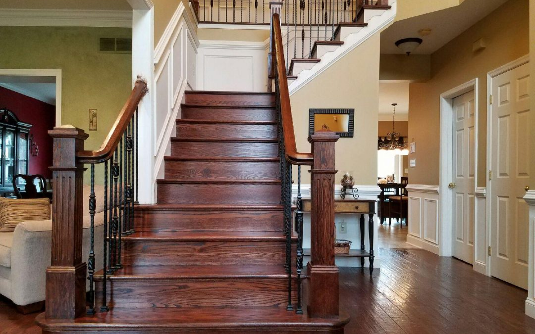 How to Create an Elegant Staircase in Six Easy Steps