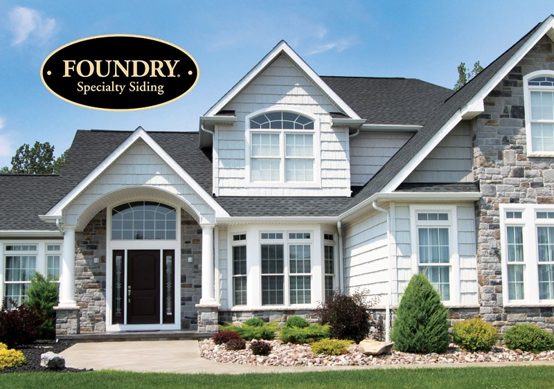 Shake Things Up! With Boral Foundry Specialty Siding