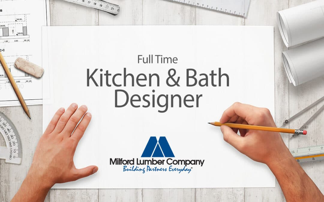 Full Time Kitchen & Bath Designer at The Muir Showrooms